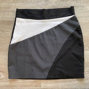 Eclipse | Colourblock Skirt